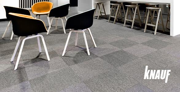 Knauf flooring