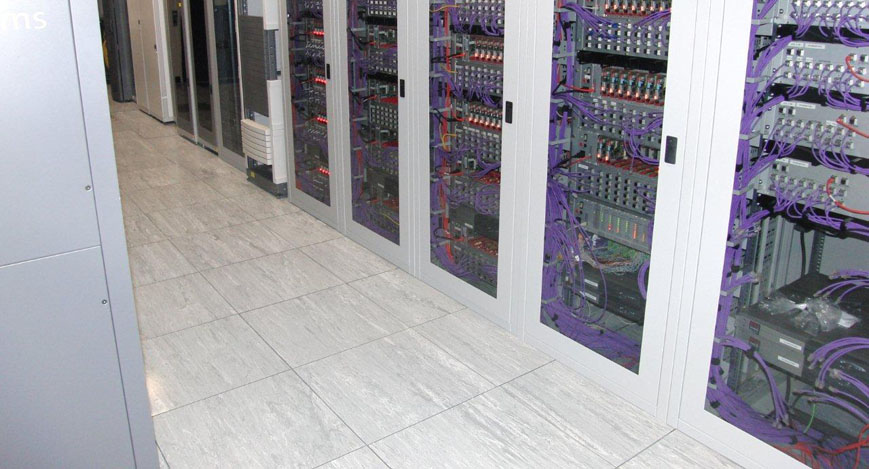 Data Centre Indigo Raised Access Floor