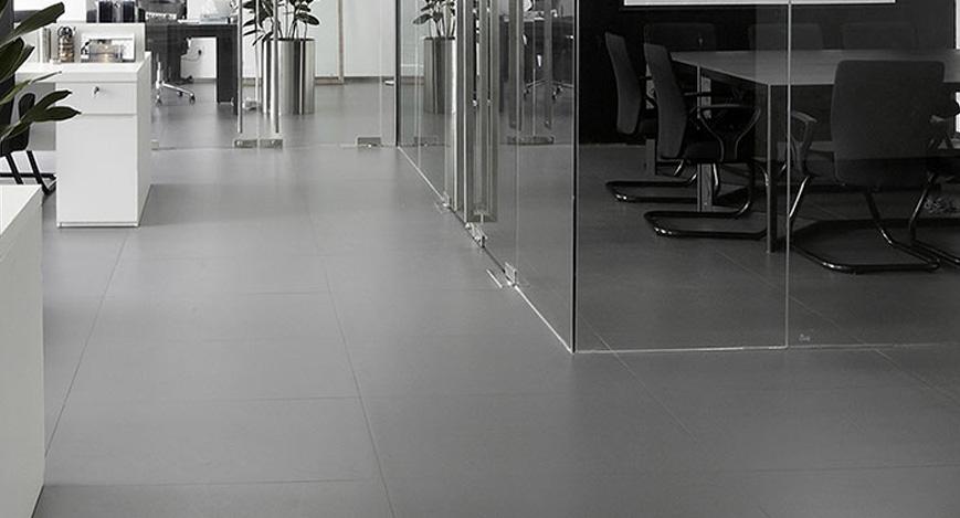Office Indigo Raised Access Floor in offices