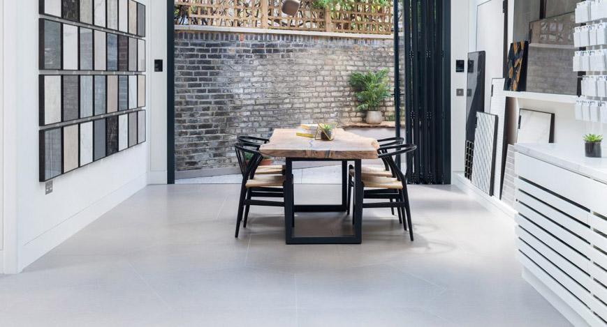 Knauf Brio Residential Kitchen Showrrom