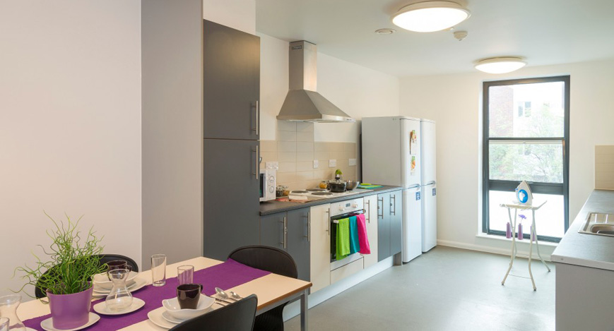 Knauf Brio Student Accommodation
